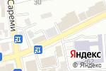 Схема проезда до компании Магазин хозяйственных товаров и сантехники в Шымкенте
