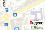 Схема проезда до компании Global Education в Шымкенте