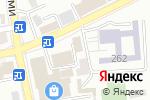 Схема проезда до компании Infinity в Шымкенте