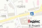 Схема проезда до компании САРВИНОЗ в Шымкенте