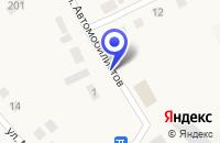 Схема проезда до компании ВИКУЛОВСКОЕ ПОТРЕБИТЕЛЬСКОЕ ОБЩЕСТВО в Викулово