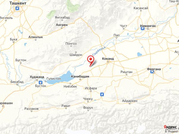 населённый пункт Кипчак на карте