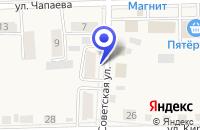 Схема проезда до компании БАНК СБЕРБАНК N 577/068 (ОПЕРАЦИОННАЯ КАССА) в Викулово