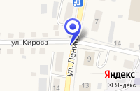 Схема проезда до компании РАДИО ВИКУЛОВСКАЯ ВОЛНА в Викулово