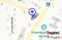 Схема проезда до компании ПЕКАРНЯ ЮДАКОВ В.В. в Усть-Ишиме