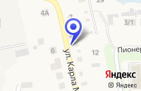 Схема проезда до компании ВОЕНКОМАТ Г. ИСИЛЬКУЛЬ в Исилькуле