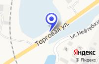Схема проезда до компании ПЕКАРНЯ ТОРАСОВА С.Н. в Называевске