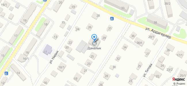 Казахстан, Нур-Султан (Астана), микрорайон Коктал, улица Ардагерлер, 27