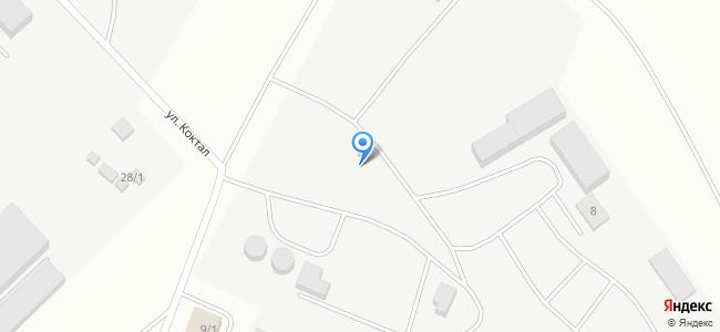 Казахстан, Нур-Султан (Астана), улица Коктал, 1