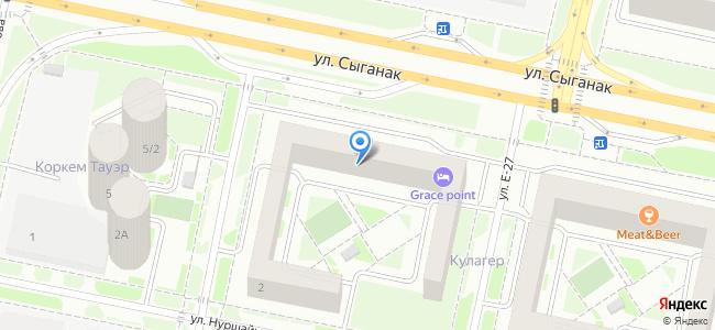 Казахстан, Нур-Султан (Астана), улица Е-10, 2