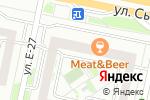 Схема проезда до компании Коктем в Астане