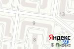 Схема проезда до компании Кыпшак в Астане