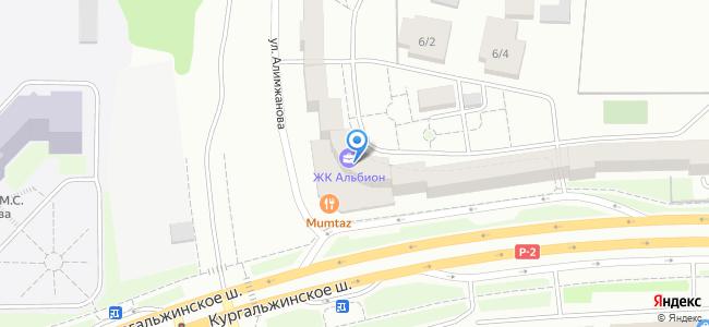 Казахстан, Нур-Султан (Астана), Кургальжинское шоссе, 6