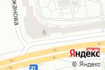 Схема проезда до компании Женіс в Астане