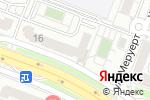 Схема проезда до компании Алма Кредит, ТОО в Астане