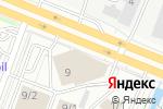 Схема проезда до компании Астэк в Астане