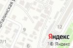 Схема проезда до компании A-studia в Астане