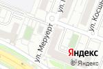 Схема проезда до компании Dianthus в Астане