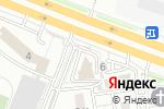 Схема проезда до компании Управление юстиции района Сарыарка в Астане