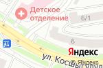 Схема проезда до компании Акерке-2 в Астане