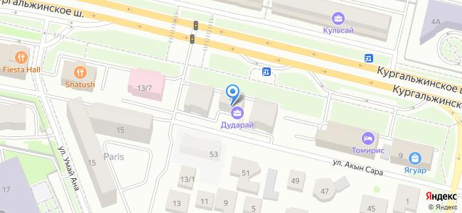 Казахстан, Нур-Султан (Астана), Кургальжинское шоссе, 11