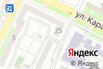 Схема проезда до компании Железнодорожник, КСК в Астане