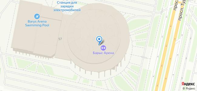 Казахстан, Нур-Султан (Астана), проспект Туран, 57
