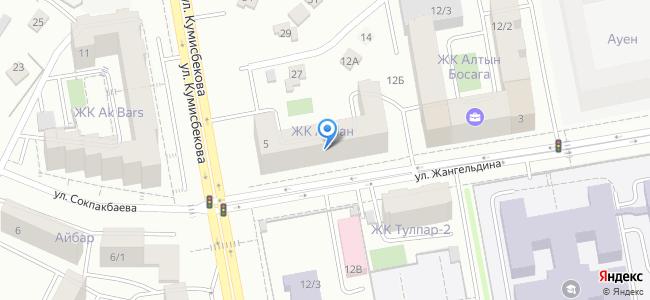 5, улица 187, Нур-Султан (Астана), Казахстан
