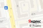 Схема проезда до компании Коктем, КСК в Астане