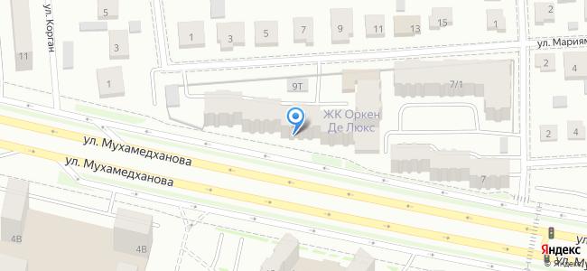 Казахстан, Нур-Султан (Астана), улица Кайыма Мухамедханова, 9