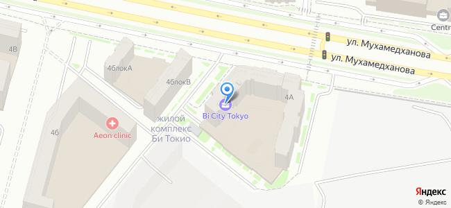 Казахстан, Нур-Султан (Астана), улица Кайыма Мухамедханова, 4А