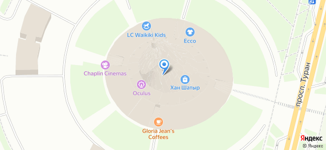 Казахстан, Нур-Султан (Астана), проспект Туран, 37