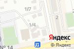 Схема проезда до компании МАРСЕЛЬ в Астане
