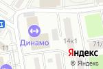 Схема проезда до компании ПК ИМПУЛЬС, ТОО в Астане