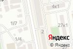 Схема проезда до компании Магазин одежды в Астане