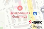 Схема проезда до компании Астана Дока ДМ, ТОО в Астане
