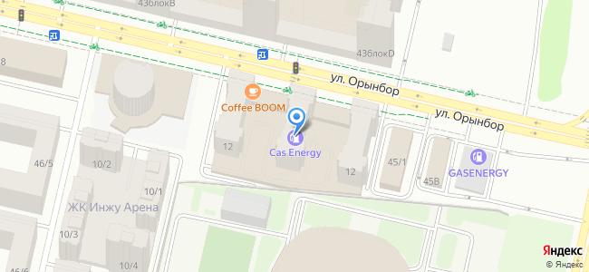 Казахстан, Нур-Султан (Астана), улица Орынбор, 12