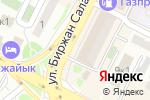 Схема проезда до компании Магазин нижнего белья в Астане