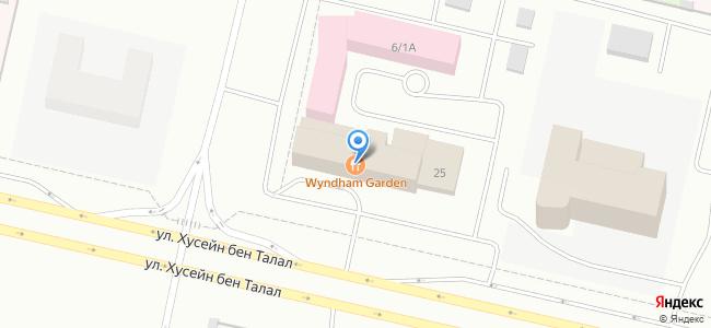 Казахстан, Нур-Султан (Астана), улица Хусейн бен Талал, 25