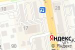 Схема проезда до компании АЗИЯ ПЛЮС ЭК, ТОО в Астане