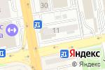 Схема проезда до компании ВИГАЛЬ в Астане
