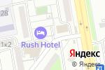 Схема проезда до компании Шымкент в Астане