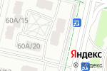 Схема проезда до компании Expo Boulevard в Астане