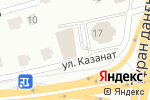 Схема проезда до компании Almaty Management University в Астане