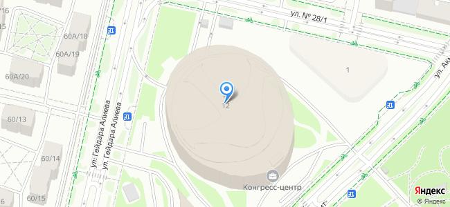 Казахстан, Нур-Султан (Астана), улица Сауран, 44
