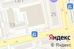 Схема проезда до компании Baqsha в Астане