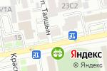 Схема проезда до компании Firdaws в Астане