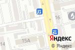 Схема проезда до компании Смешные цены в Астане
