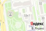 Схема проезда до компании ExpoDesign.KZ в Астане