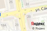 Схема проезда до компании Сладкая сказка в Астане